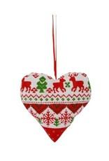 Nostalgia Xmas Nostalgia Ornament Heart 772-103