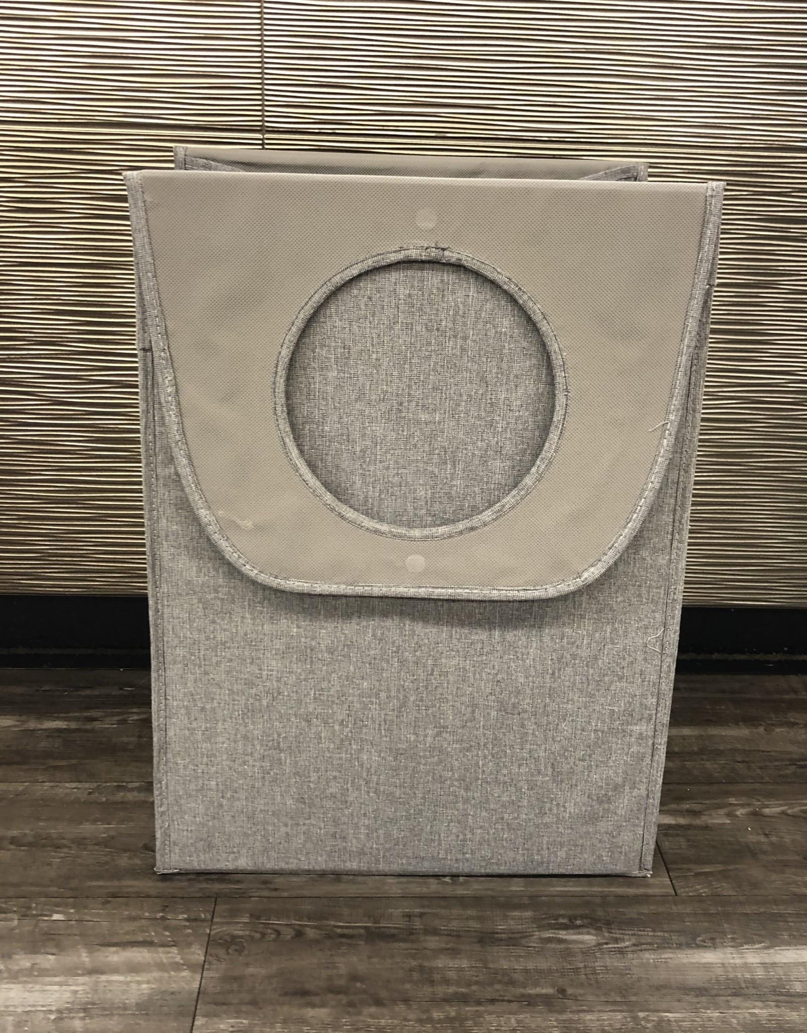 Cathay Basket Cathay Hamper Grey Folding