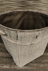 Cathay Basket Cathay Storage Round Brown