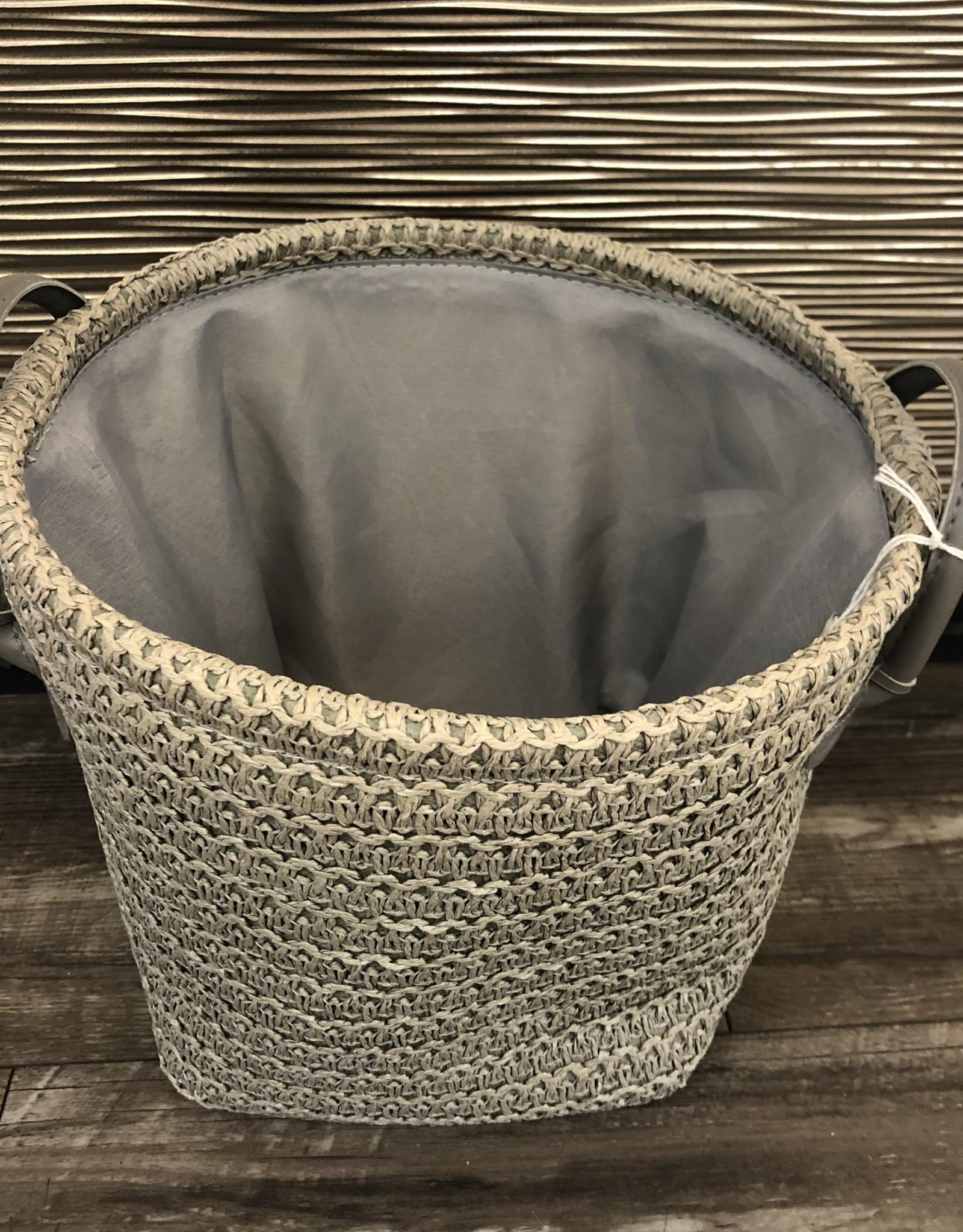 Basket Storage Round Torre & Tagus