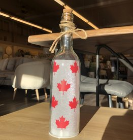 Bottle Canada  Light Up