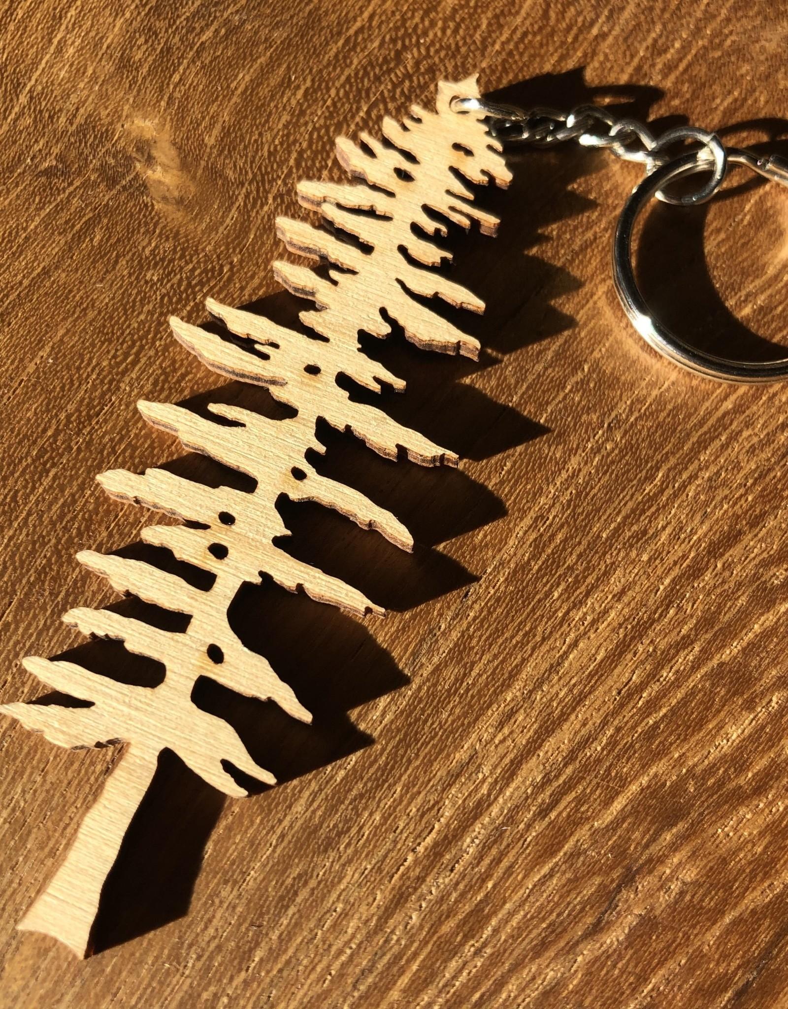 Key Chains Tree Local