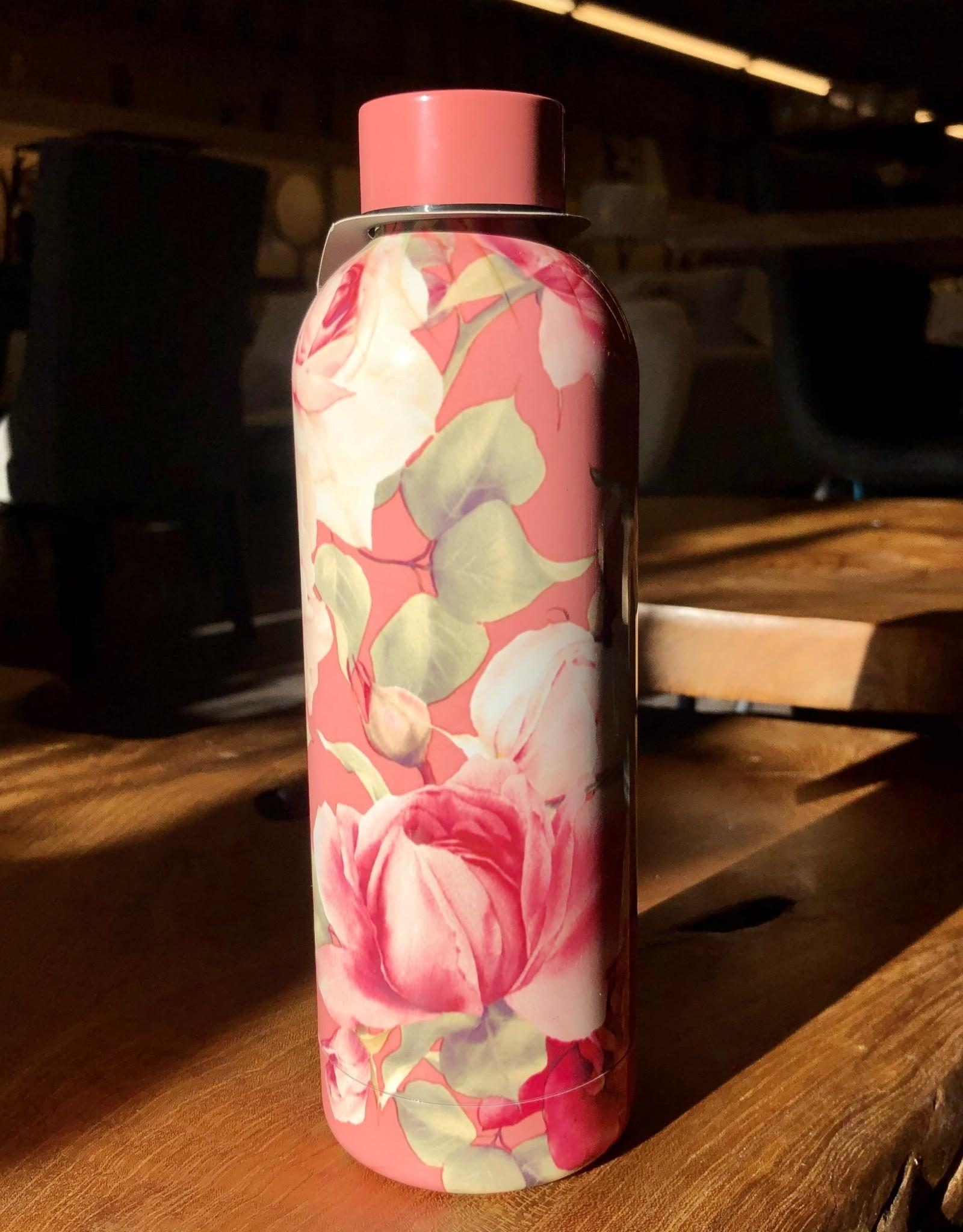 Nostalgia Water Bottle Floral