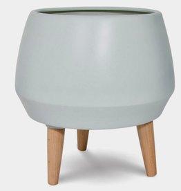 Style In Form Planter SIF Circa Pot Neo Mint AGW-012