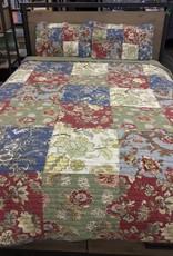 Quilt Sets Peace Arch Mosaic 60902 Queen