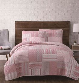 Quilt Sets Peace Arch Madison Rose 60935 Queen