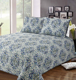 Quilt Sets Peace Arch Lavender 60911 Queen