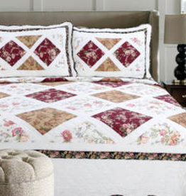 Peace Arch Quilt Sets Peace Arch Meridian 60960 Queen