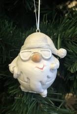 Xmas CT Gnome Ornament  W6140