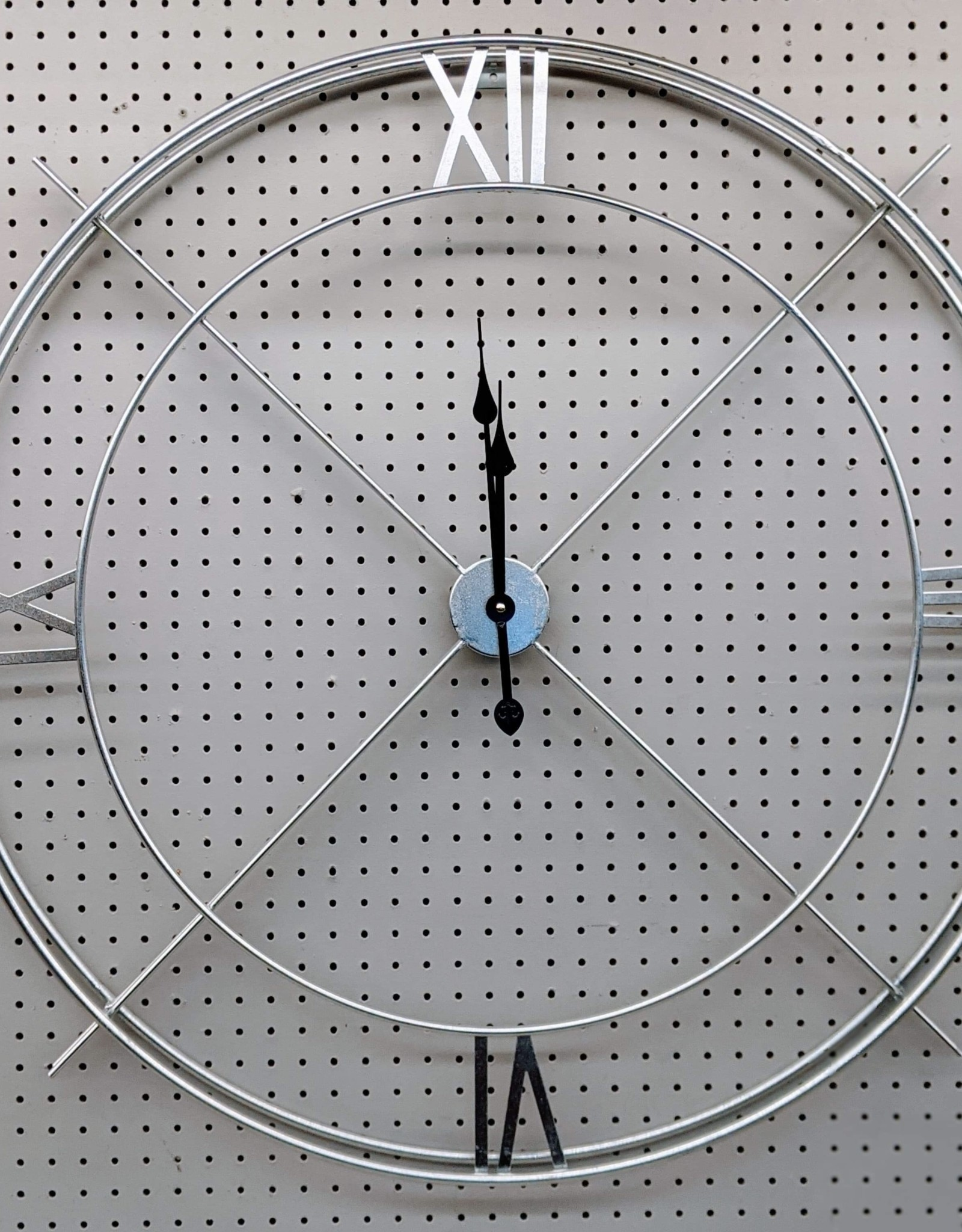 Clocks Northwood Metal IMP8264