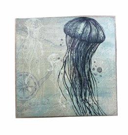 Cedar Mountain Cedar Mountain Art Block Jellyfish
