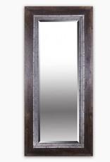 Mirror Northwood Brown Industrial IMM309 33x73