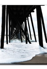 Streamline Art Belmar Pier III 38 x 38