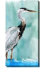Streamline Art Delray Crane I 30 x 60