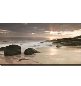Streamline Art Midnight Sunset 30 x 60