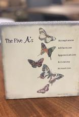 Cedar Mountain Cedar Mountain Art Block The Five A's