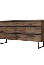 LH Imports LH Dante 6 Drawer Dresser DNT007*
