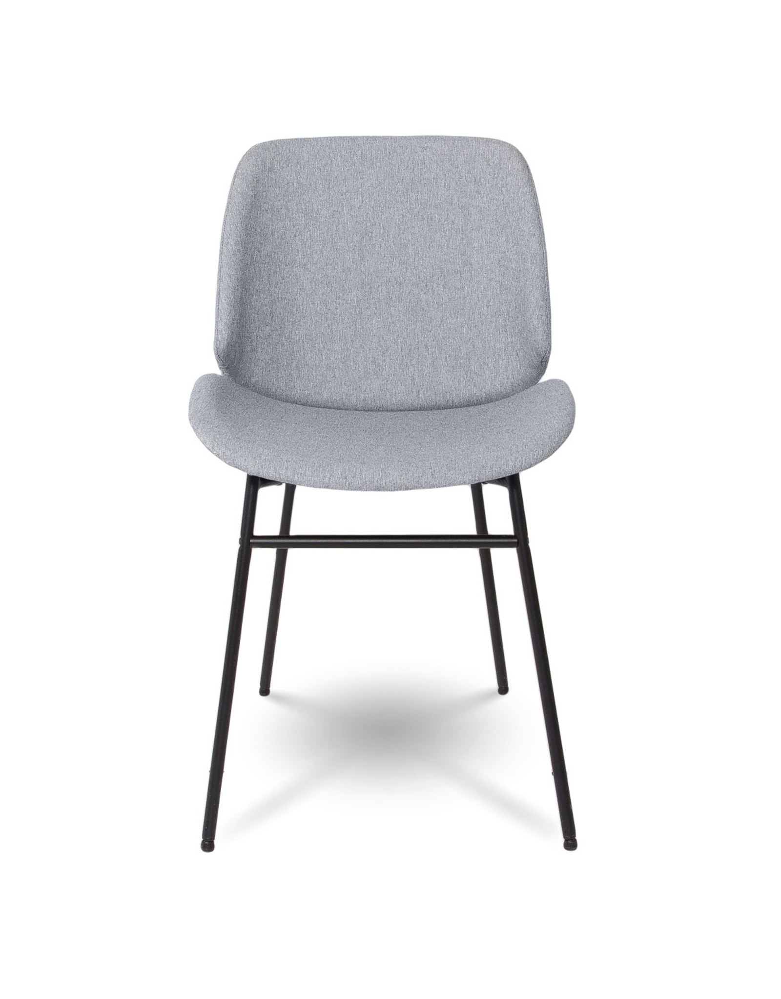 Style In Form SIF Noir Dining Chair Light Grey NOI-002