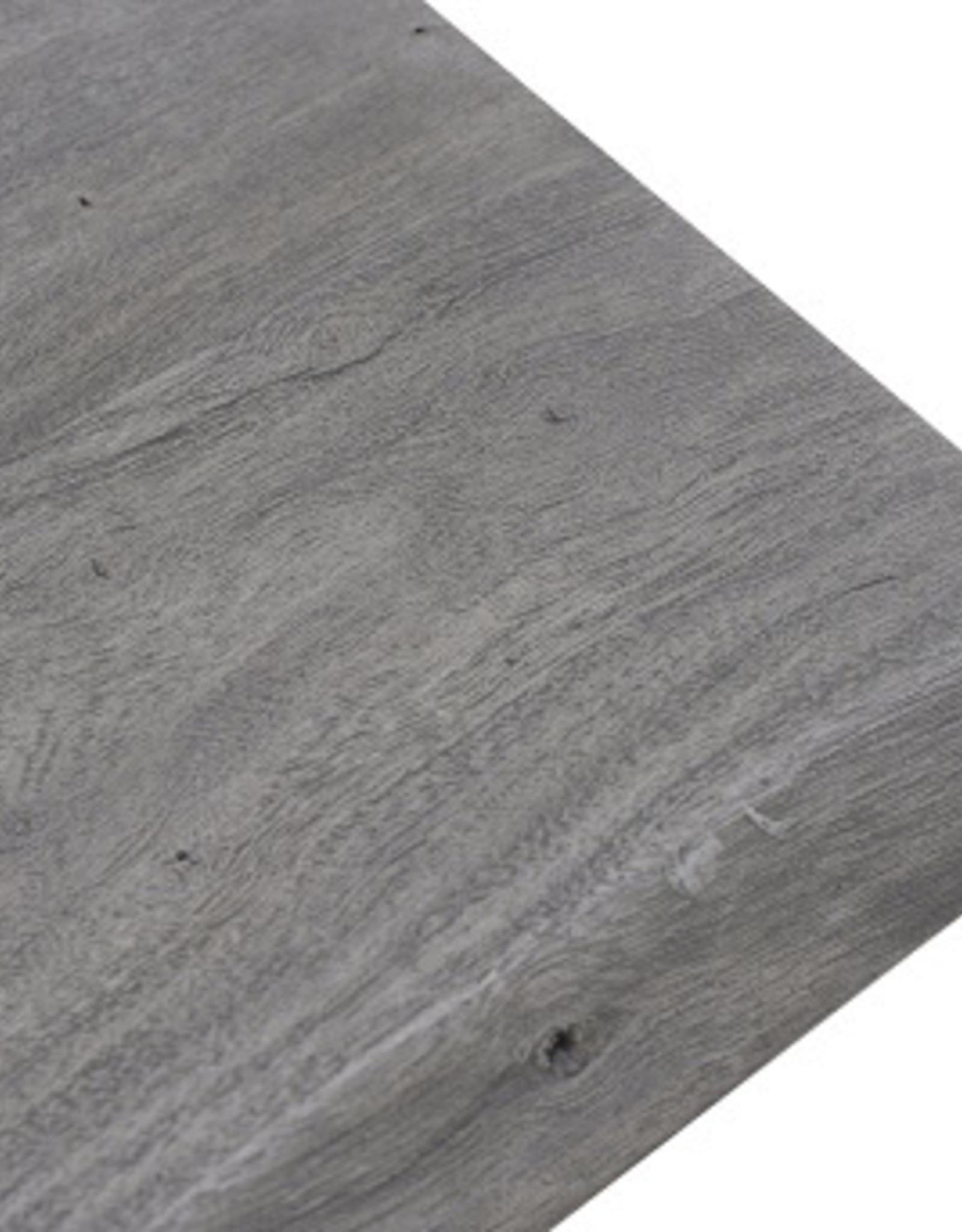 LH Imports LH Organic Edge Side Table   EDG033-T