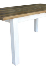 """LH Imports LH Provence Regular Fixed Dining Table 63"""" PVN010"""