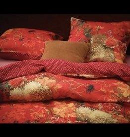 Duvet Set Intermark Maily Red King