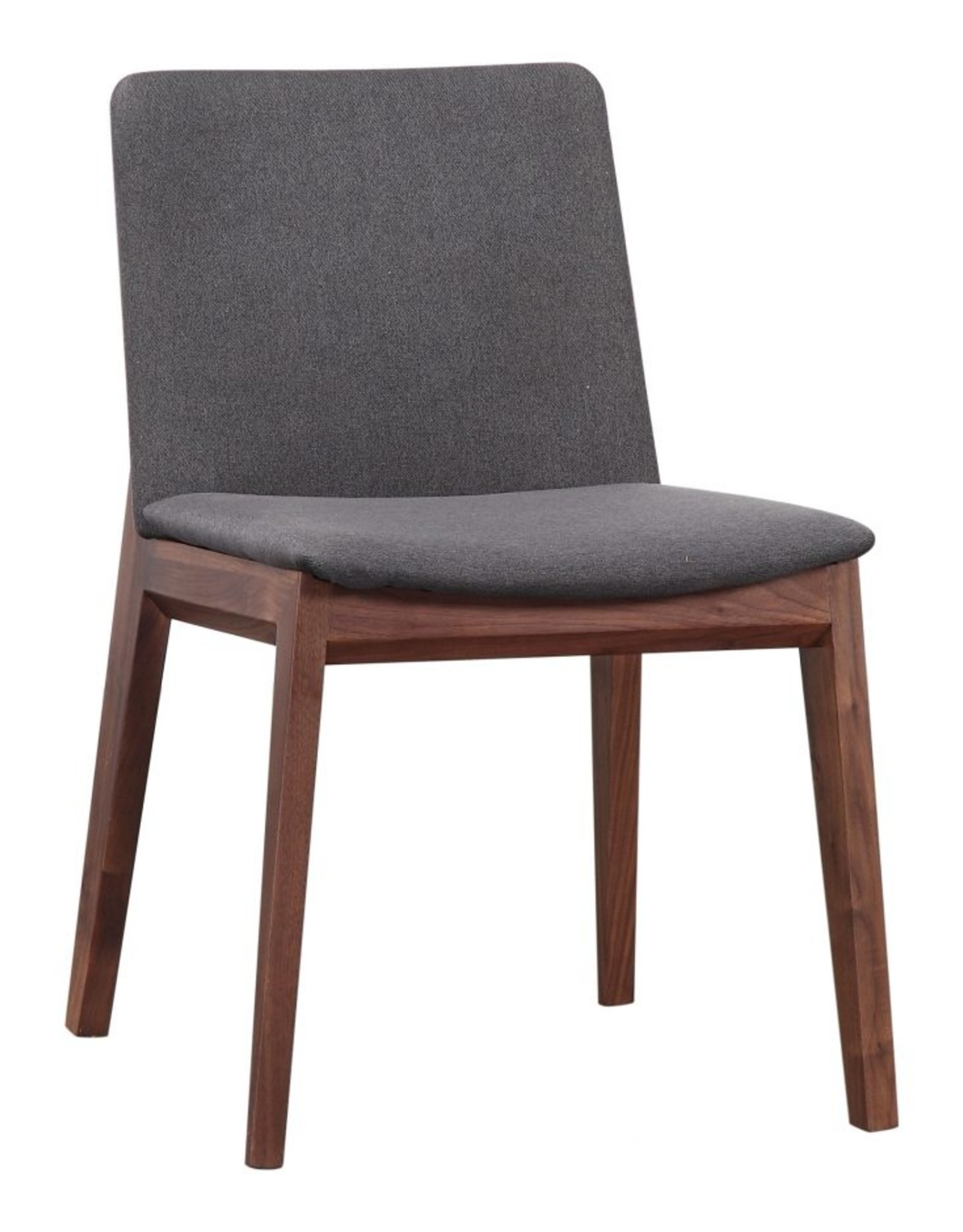 Moes Home Collection Moes Deco Chair Grey Fabric BC-1016-25
