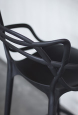 Style In Form SIF Crane Counterstool CRA-005 Matte Black