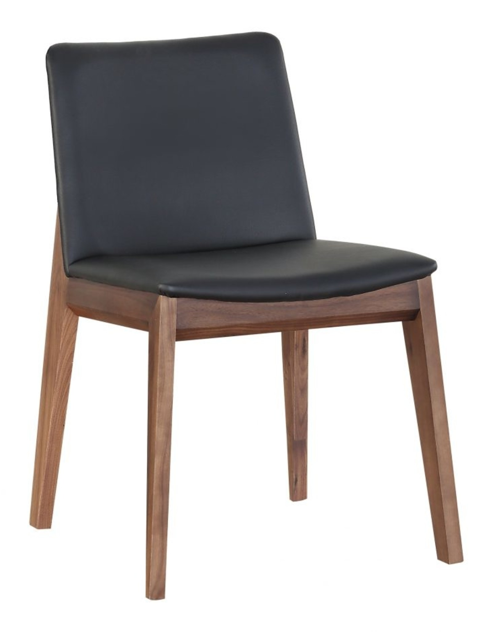 Moes Home Collection Moes Deco Chair Black PVC BC-1016-48