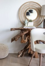 Style In Form SIF Bebas Console Teak NAT002 30x47x16