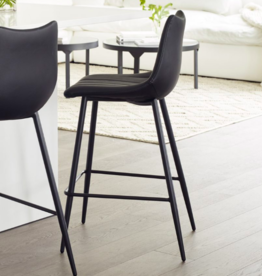 Moes Home Collection Moes Alibi Counter Stool UU-1002-02 Black