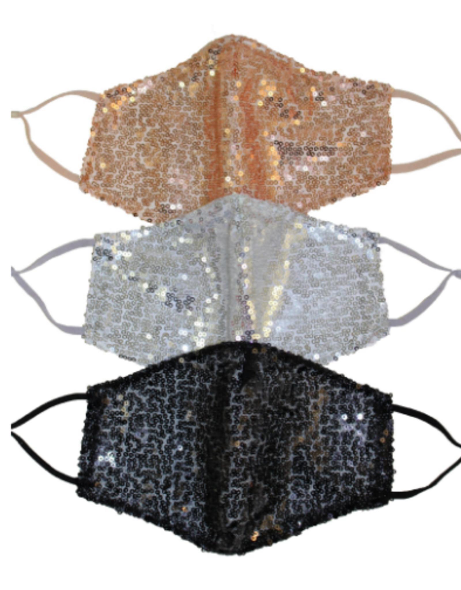 Masks Splash Sequins