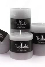 Candles Pillar Twighlight