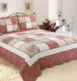 Quilt Sets Peace Arch Harvest 60966 Queen