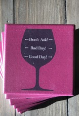 Coasters Harman Wine Set 6 1987403