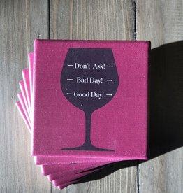 Coasters Harman Wine Set 6 1987403