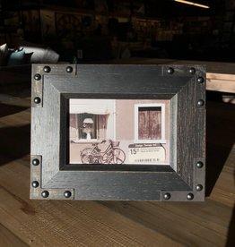 Picture Frames Splash Wood & Metal Small