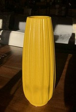 Vase CJ Tall Yellow Large