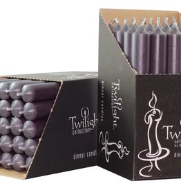 Candles OCD 7 inch Dinner Charcoal