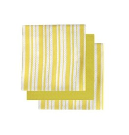 Tea Towel Harman Bistro Basket Set3 Yellow