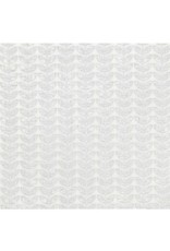 Placemat Harman Etch Leaf Printed White