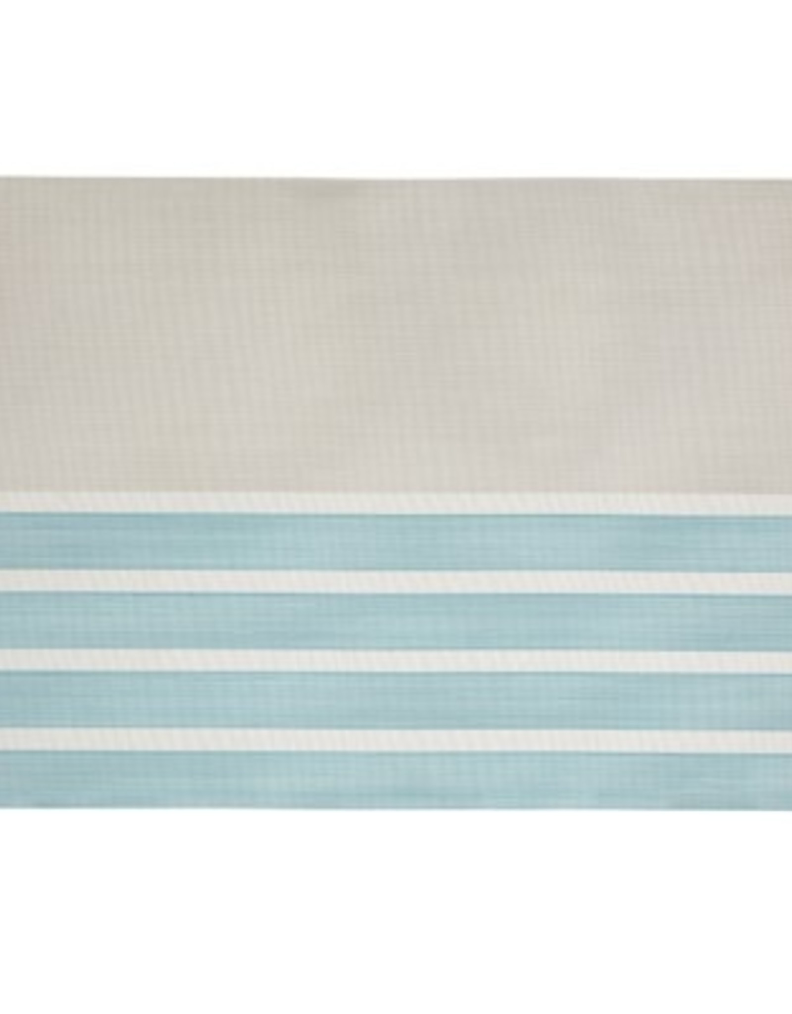 Placemat Harman Pacific Aqua Stripe Vinyl