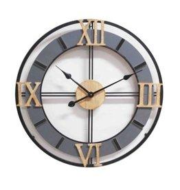 Clocks CJ Gail Grey/Black