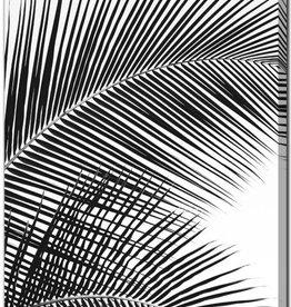 Streamline Art Tropical Fan 30 x 45