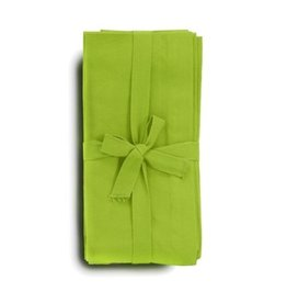 Napkins Harman O/S Solid S/4 20x20 Apple