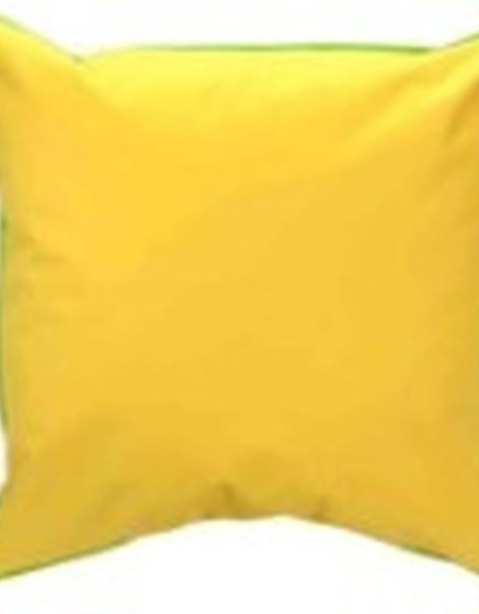 Cushion Cover Harman 18x18 Yellow