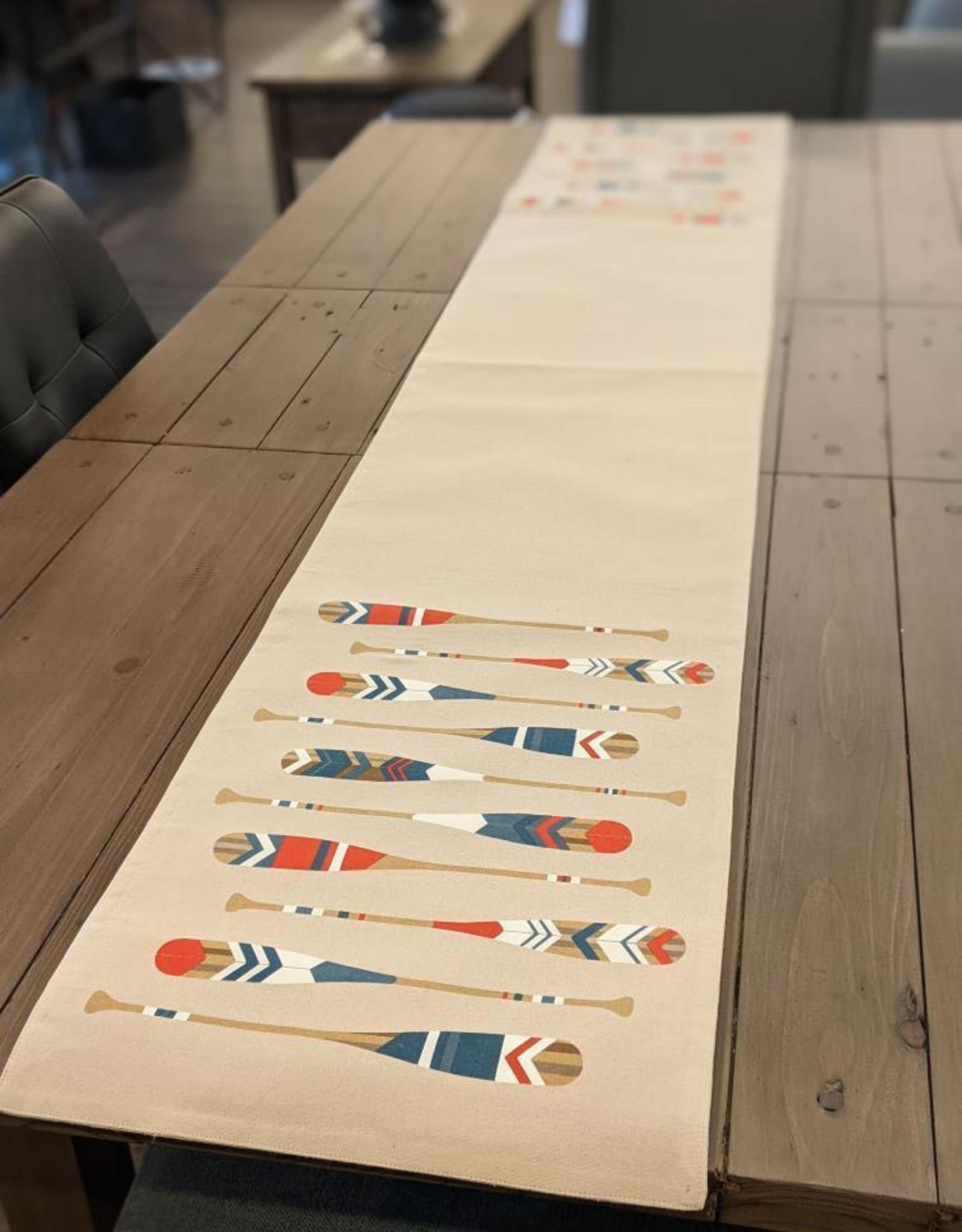 Table Runner Paddles