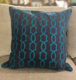 Cushions Bovi Navy Blue Genesis