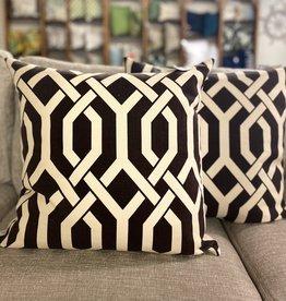 Cushions S&C Geometric Black