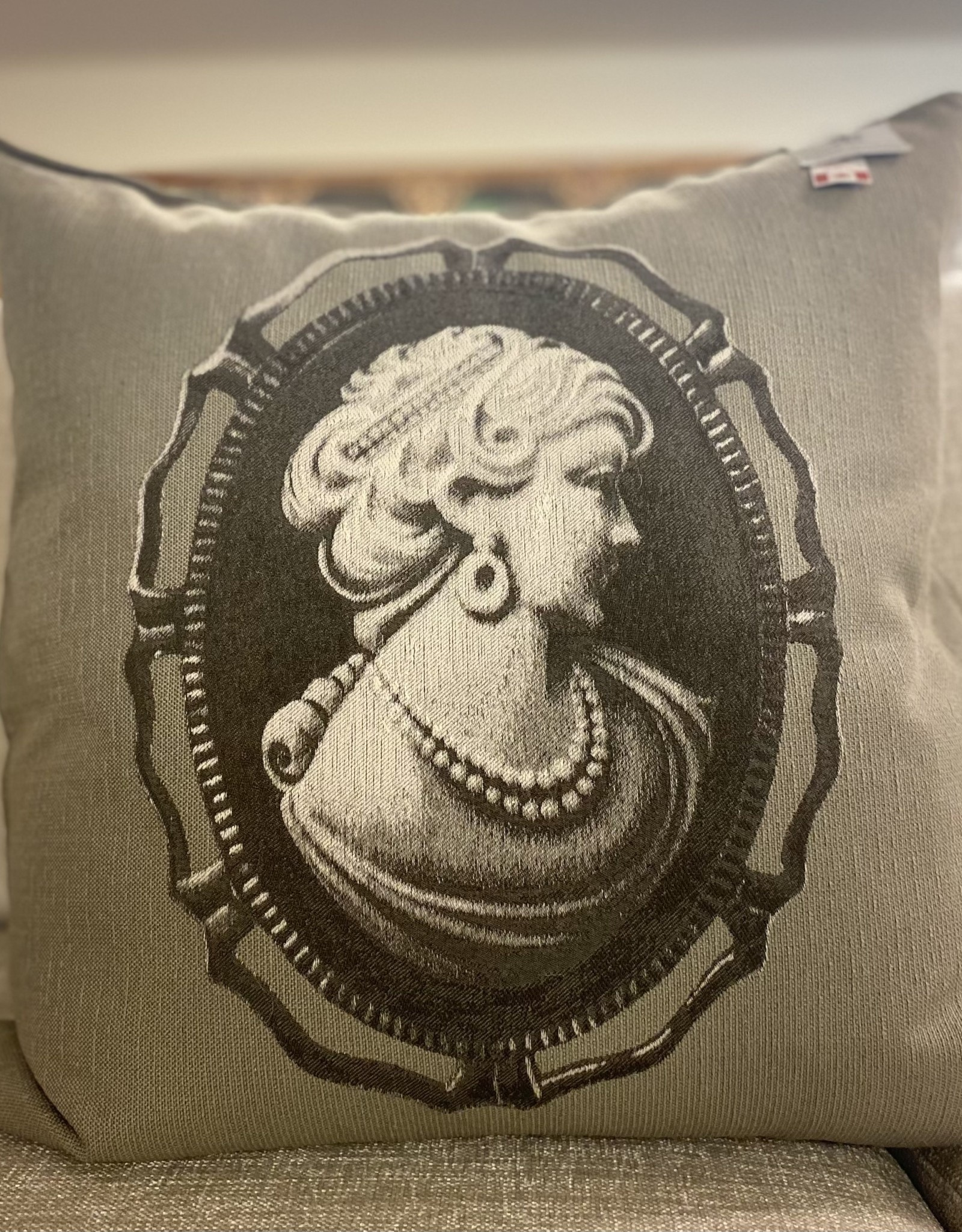 Cushions Home Details Cameo Taupe