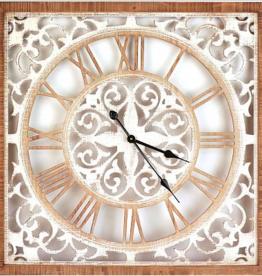 Clocks Northwood White  IMP8178